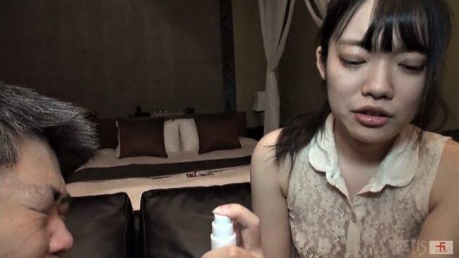 本田梓の唾香水