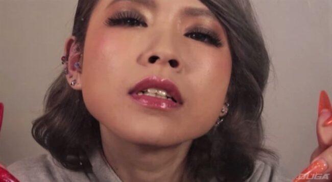 黒ギャルAV女優・RISA